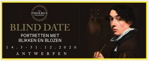 Blind Date: portretten met blikken en blozen © The Phoebus Foundation