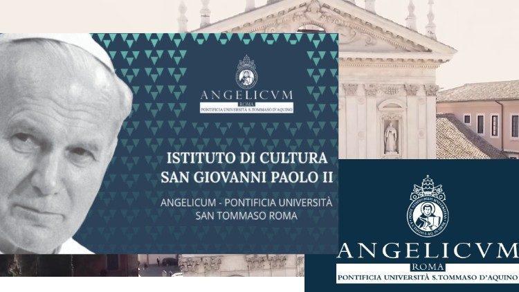 Gisteren opende het Joannes Paulus II-Instituut © Vatican Media