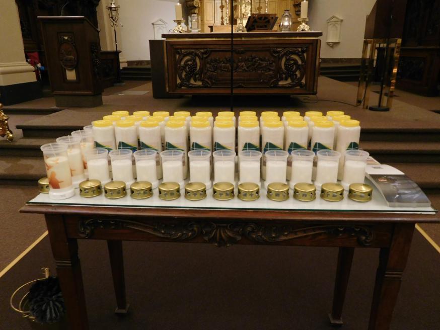 kaarsen Bethlehem