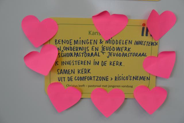 De kanskaart met de meeste likes © Christa Damen