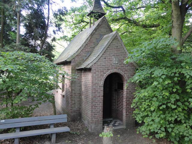 Kapel aan Woutershof - Molenbeersel