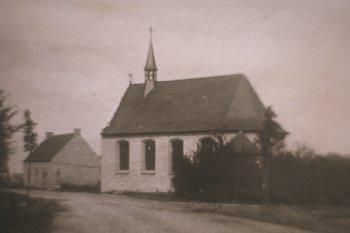 de kapel anno 1930