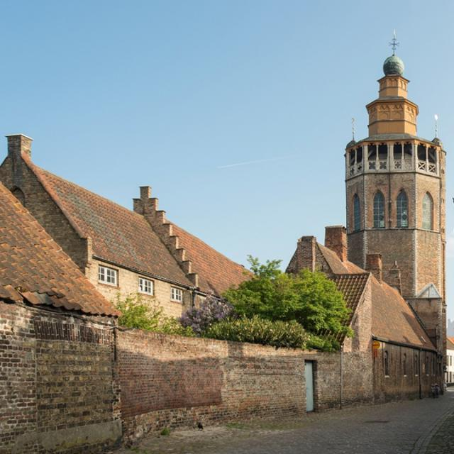 Adornesdomein, Brugge © Adornes