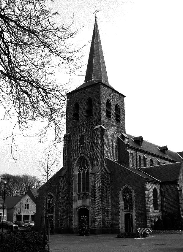 Kerk O.-L.-Vrouw Vosselaar