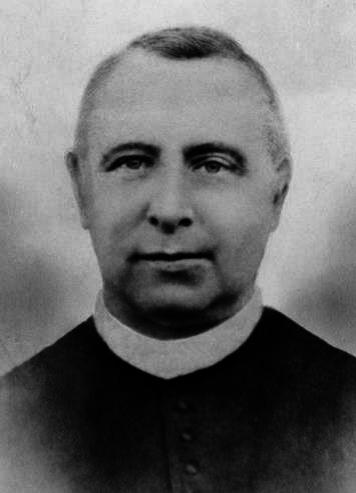 Pastoor Pieter Joseph Woestenborghs