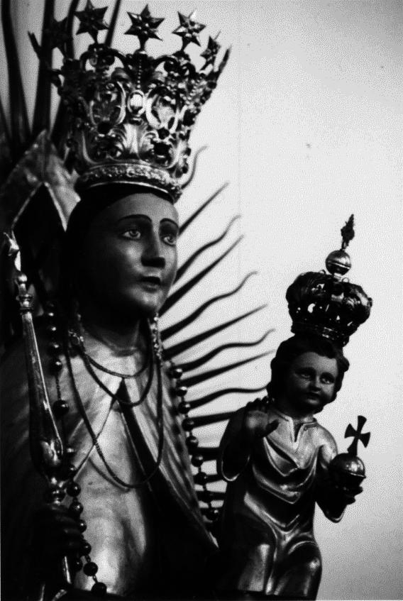 Beels van Onze Lieve Vrouw Vosselaar, troosteres der bedrukten ( foto: H.Gustin