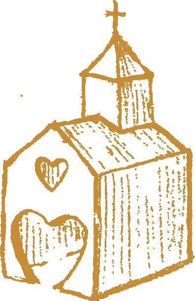 Jaarthema bisdom Hasselt 2020-2021 Houden van kerk en liturgie © Bisdom Hasselt