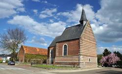 Kapel Ossenweg © Wikipedia