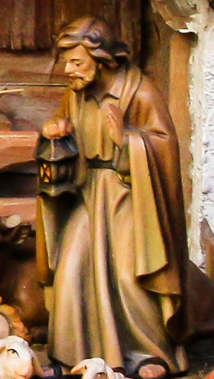 kerststal Jozef