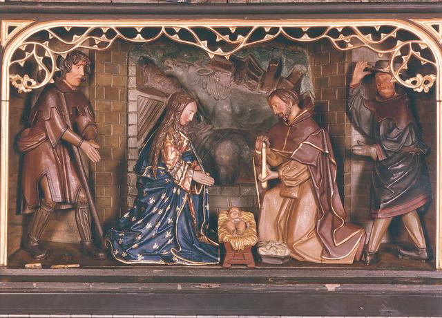 De geboorte van Jezus © KIJK