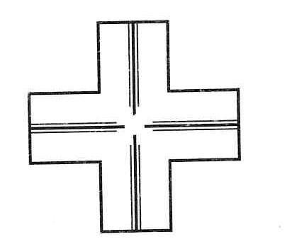 kruisje bernardinnen © zrs bernardinnen