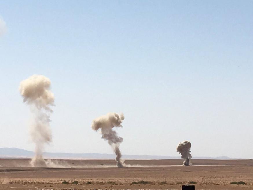 International Campaign against Landmines won de Nobelrpijs voor Vrede © ICBL/AymanSorour