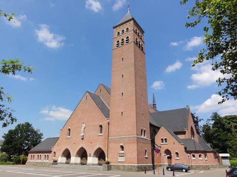 Sint-Johannes Bosco - Gladiolenstraat, Sint-Niklaas