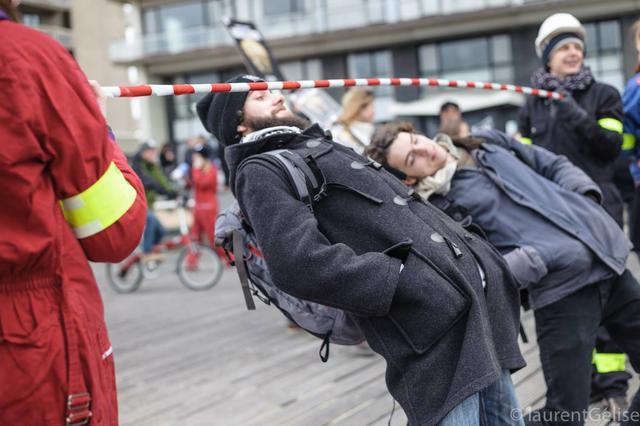 Onder 1,5°C blijven? Mooie belofte, geen bindende afspraken. © Climate Express
