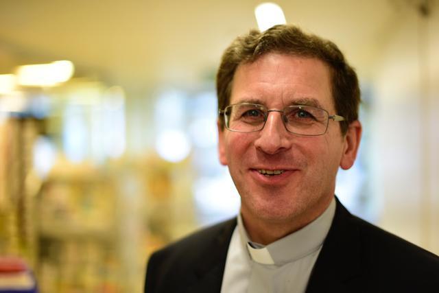 Bisschop Lode Aerts © Kerknet