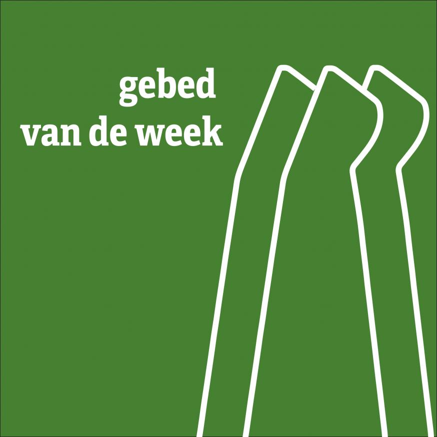 logo gebed van de week © Jan Demuynck