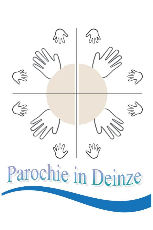 logo parochie in deinze