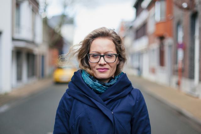 Lucie Trpisovska: Waar was die God nu eigenlijk? Ik was woedend op Hem. © Mathias Hannes