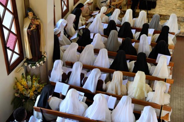 'De Heilige Therese heeft me veel geleerd' © Vatican Media