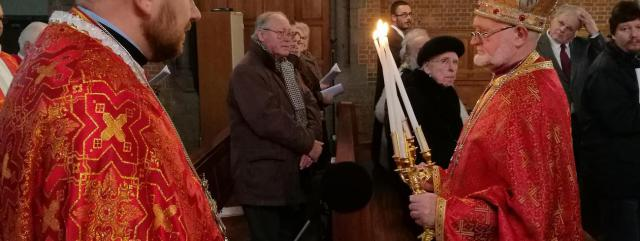 Mgr. Jan Sergej Gajek, apostolisch visitator