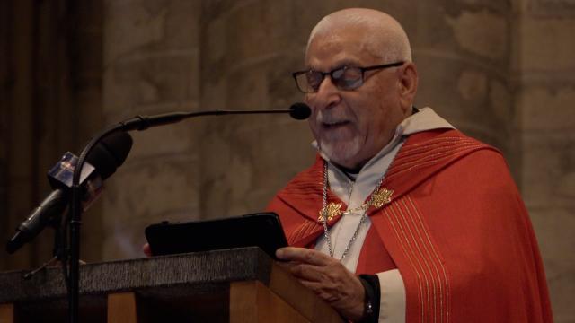 Mgr. Youhanna Petros Mouché © Nail Beth-Kinne