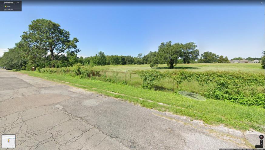 Mirabeau, New Orleans © Google Maps