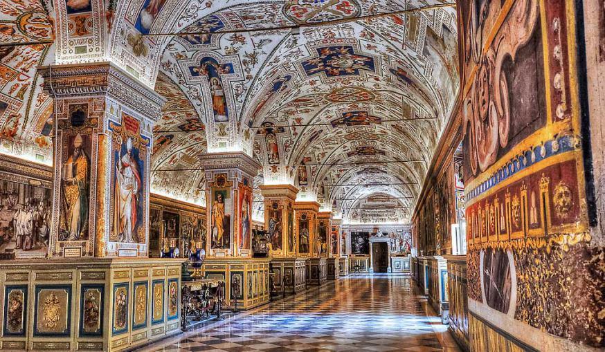 Vaticaanse musea © Musei Vaticani