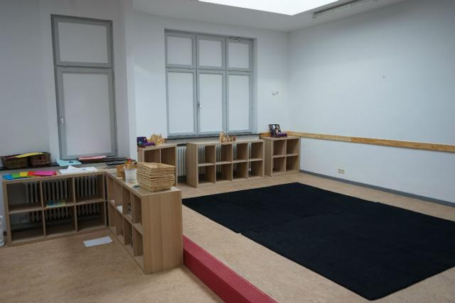 Godly Play room (second room) in Holy Trinity Church © Holy Trinity Church Brussels