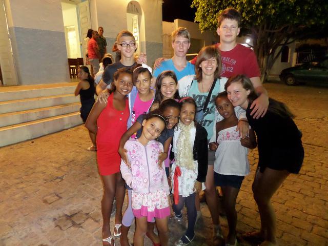WJD Rio 2013 - Nova Redencao