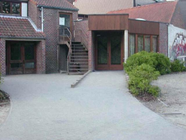 Zaal Ons Parochiehuis te Sint-Genesius-Rode
