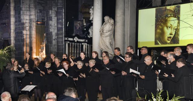 Schola Cantorum © Maîtrise