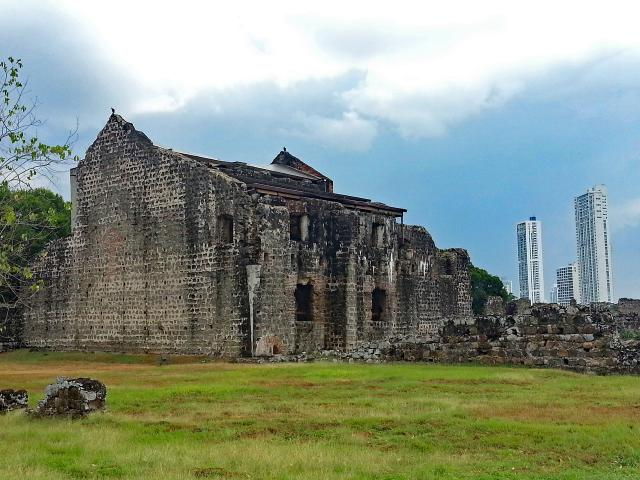 Panama City - oude stad