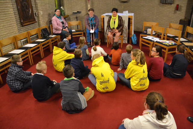 Evangelie op kindermaat