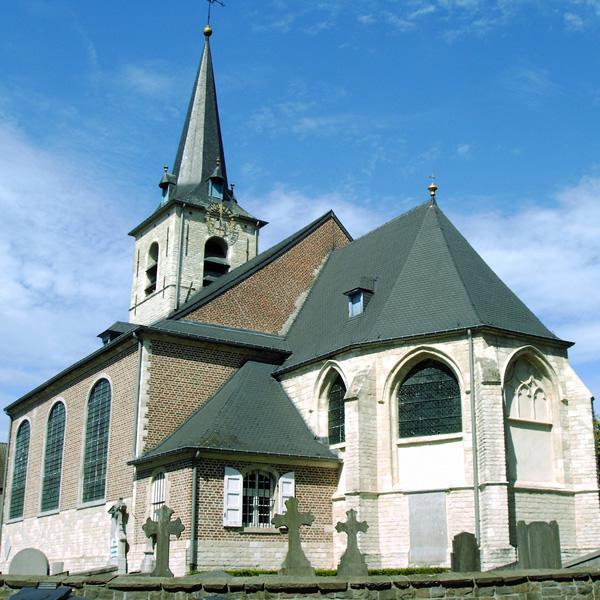 Ossel, Sint-Jan-de-Doperkerk