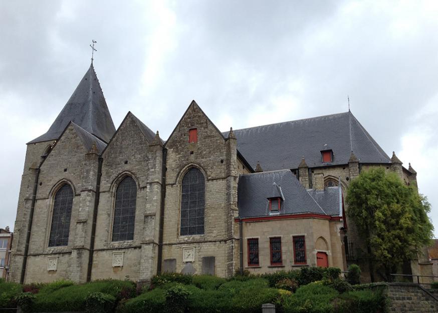 Wemmel, Sint-Servaaskerk