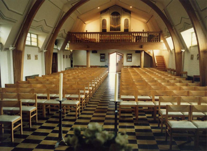 Wemmel, Sint-Engelbertuskerk