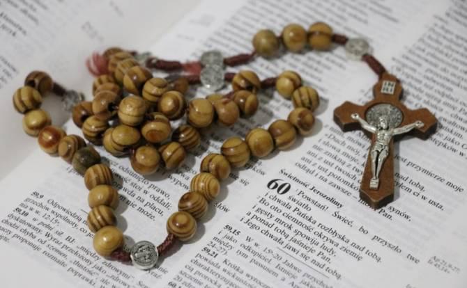 Een miljoen kinderen bidden de Rozenkrans © Kerk in Nood