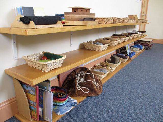 Planken voor de heilige verhalen © http://www.godlyplay.uk