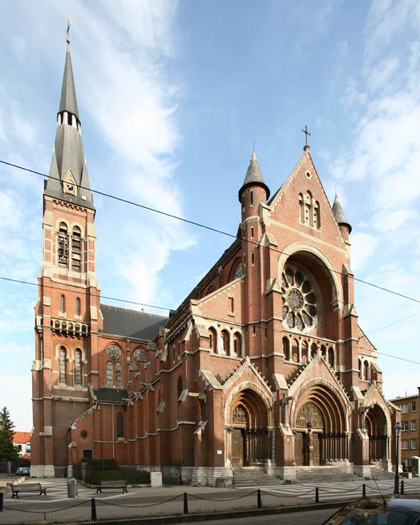 Sint-Amanduskerk, Antwerpen