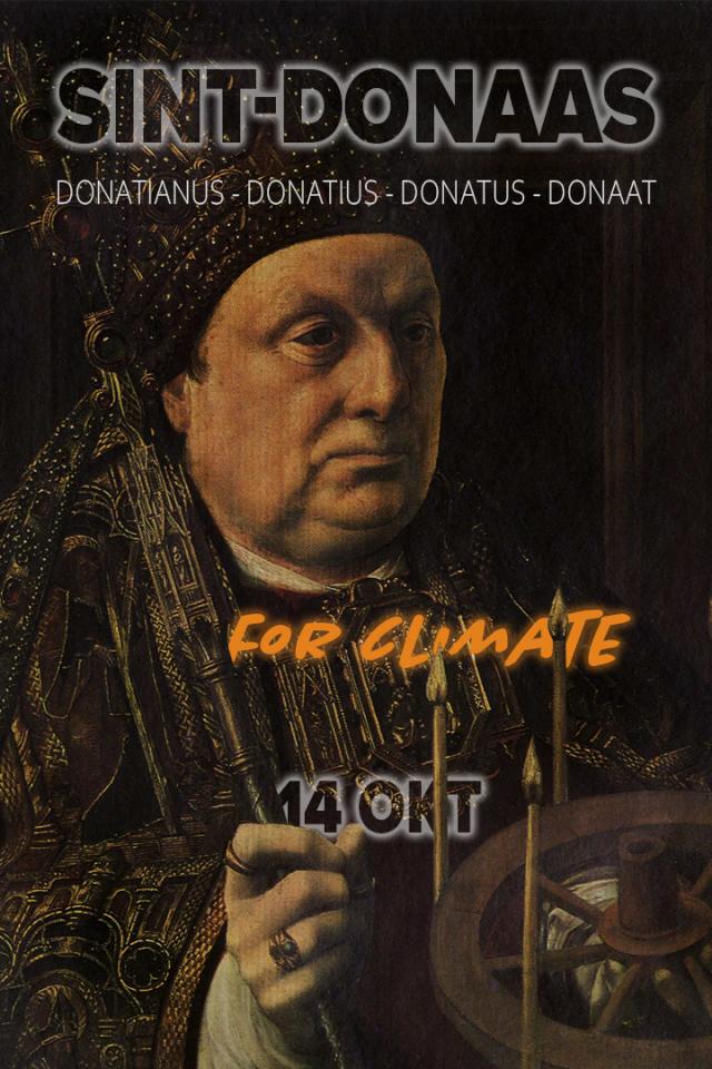 Jan Gossart. De heilige Donatius © Museum voor Schone Kunsten Doornik. Foto OKV