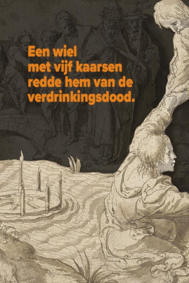 Lancelot Blondeel. Redding van de heilige Donatianus © Rijksmuseum