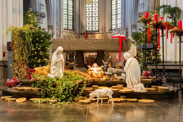 Christmas in Jette © Frans Verwerft