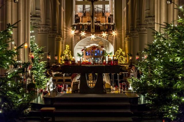 Kerstmis © Francis Gerits