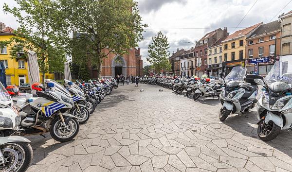 Motorzegening © Francis Gerits