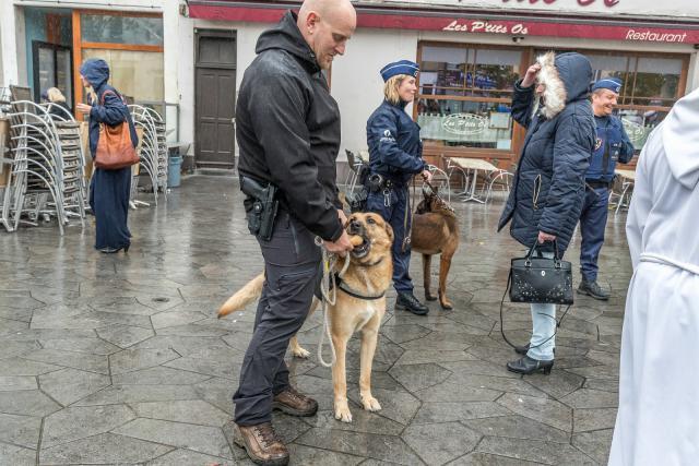 8e Sint Hubertus dierenzegening 2019 © Francis Gerits