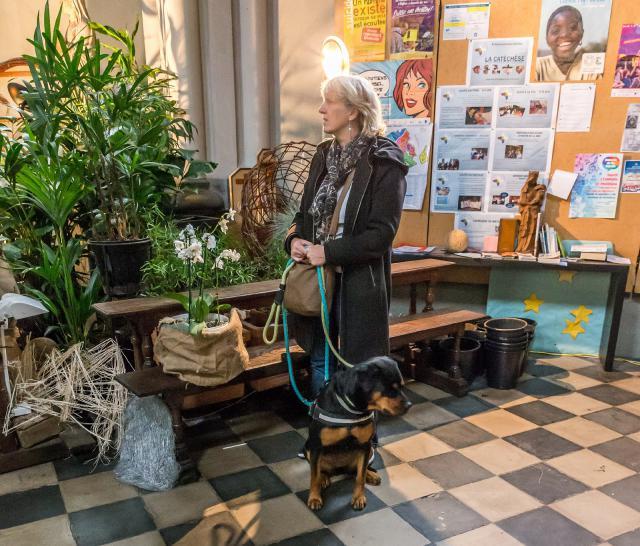 8e Sint Hubertus dierenzegening 2019 © Frans Verwerft