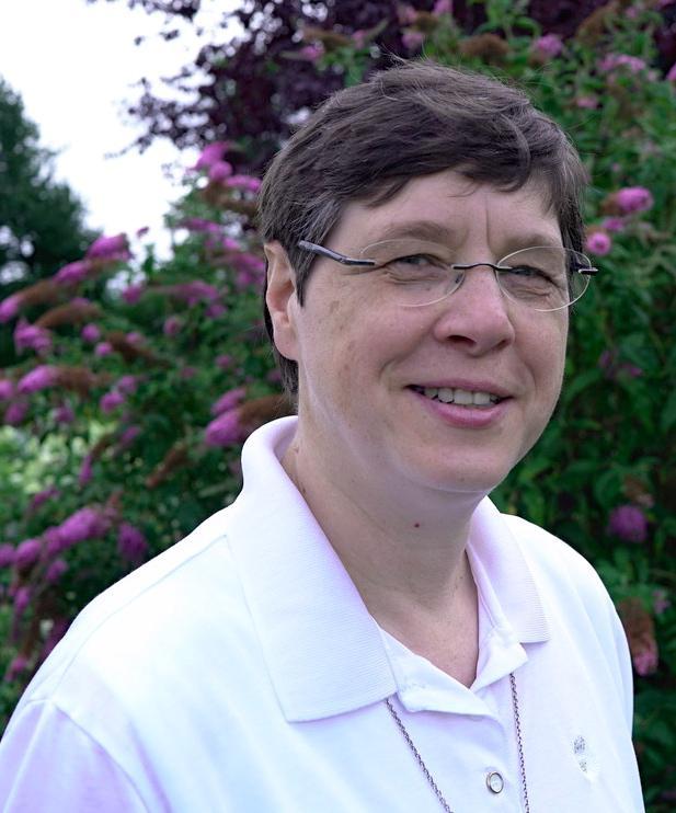 Salvatorianes Sonja Vaneygen