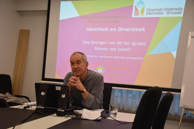 Werkwinkel met Paul Vereecke © Vicariaat onderwijs aartsbisdom Mechelen-Brussel