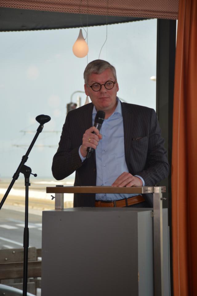 Toespraak Jürgen Mettepenningen © Vicariaat onderwijs aartsbisdom Mechelen-Brussel