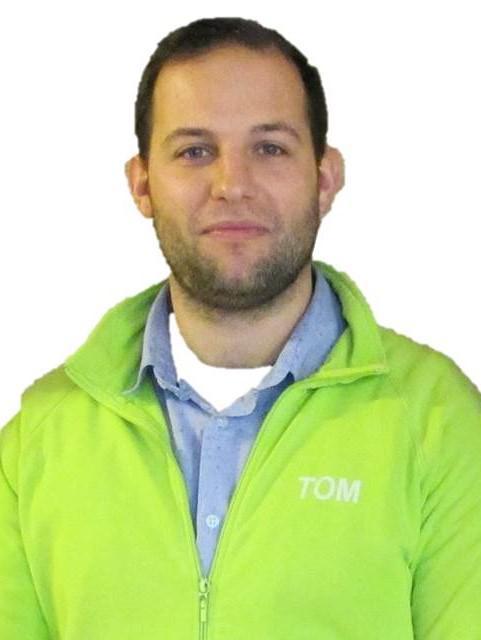 Tom Steensels, diensthoofd van IJD Hasselt sinds januari 2017.